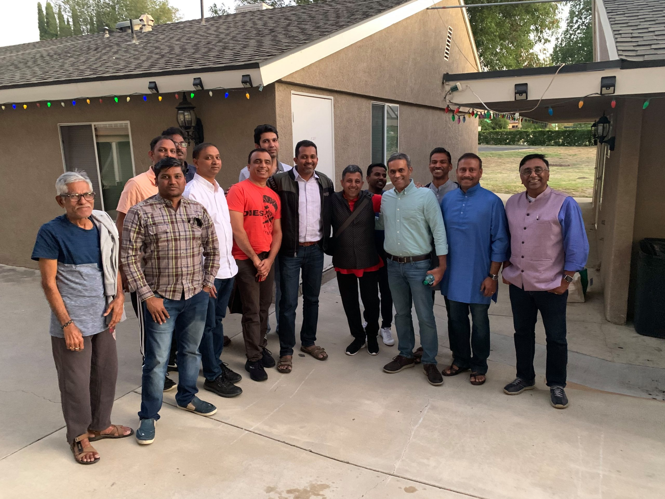 Anuj Dhar at Simi Valley