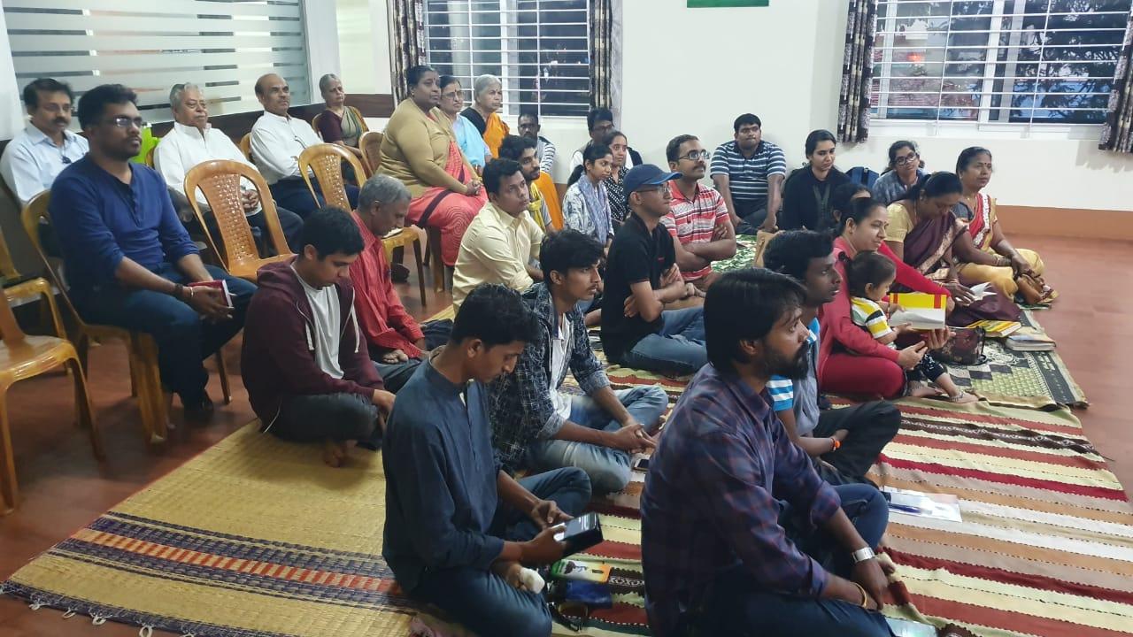 Gita Jayanti Celebrations at Indica Yogashala