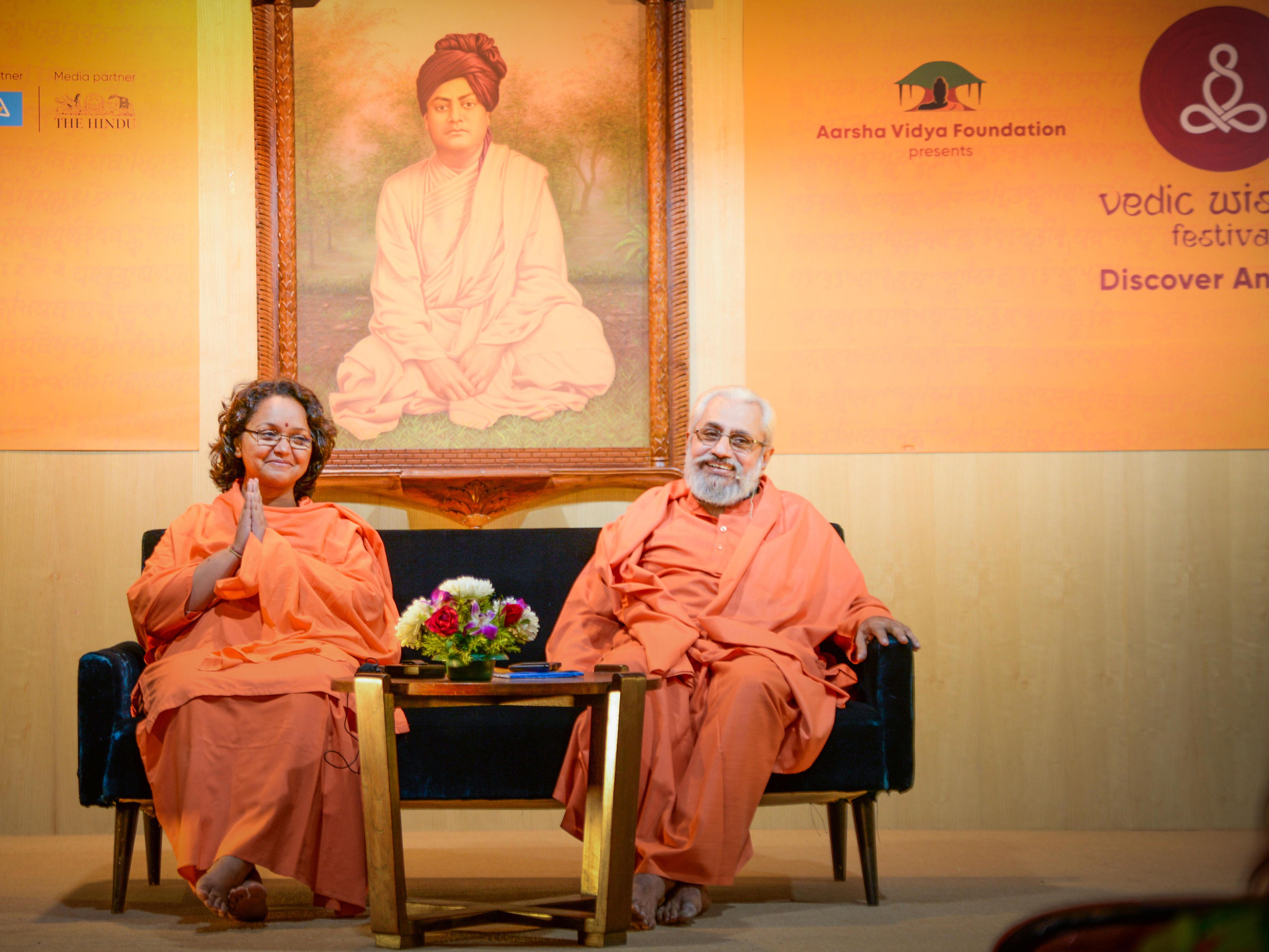 Vedic Wisdom Festival: Spreading the Message of Veda & Vedanta