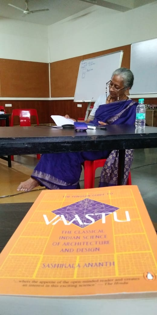 Sashikala Ananth and her book