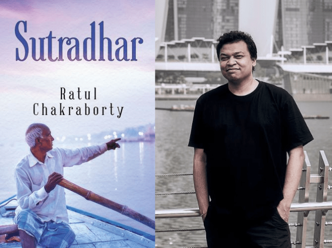 """This book is a fight against deracination"" – Ratul Chakraborty"