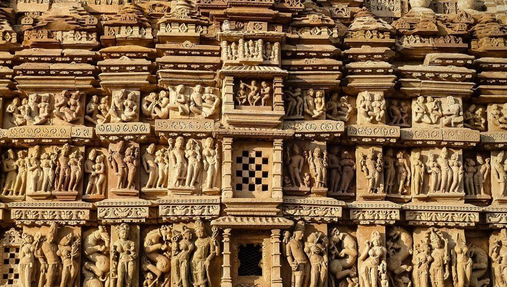 Apsaras Hindu temple