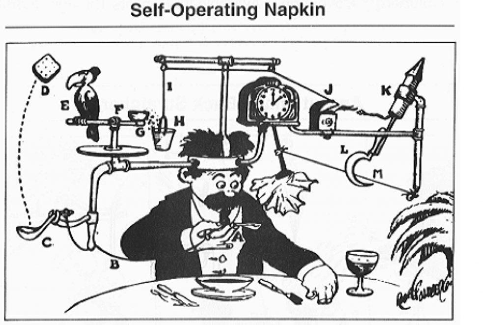 Rubes Goldberg Machine