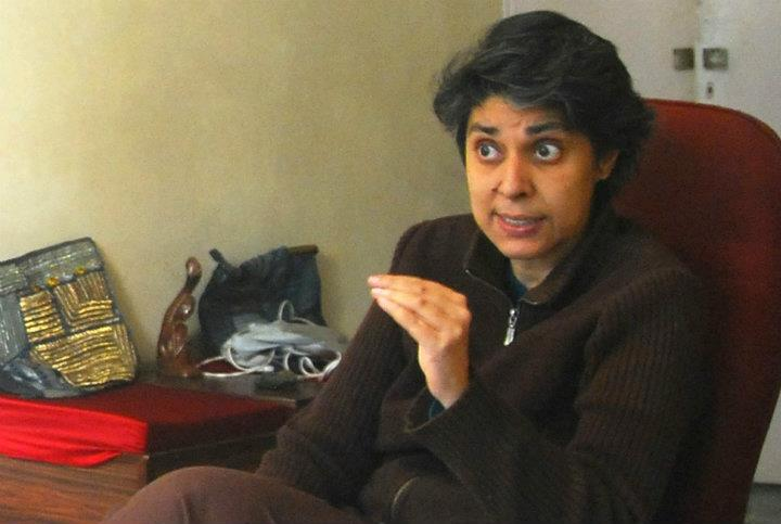 Conversation with Ms. Giti Thadani Anthropology Researcher of Gender Studies