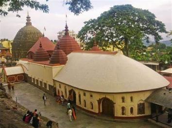 KAMAKHYA- THE Present Deity of Assam