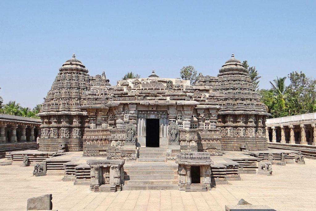 Chenna-Keshava temple at Somnathpura Chenna-Keshava temple at Somnathpura (Source: Wikipedia)