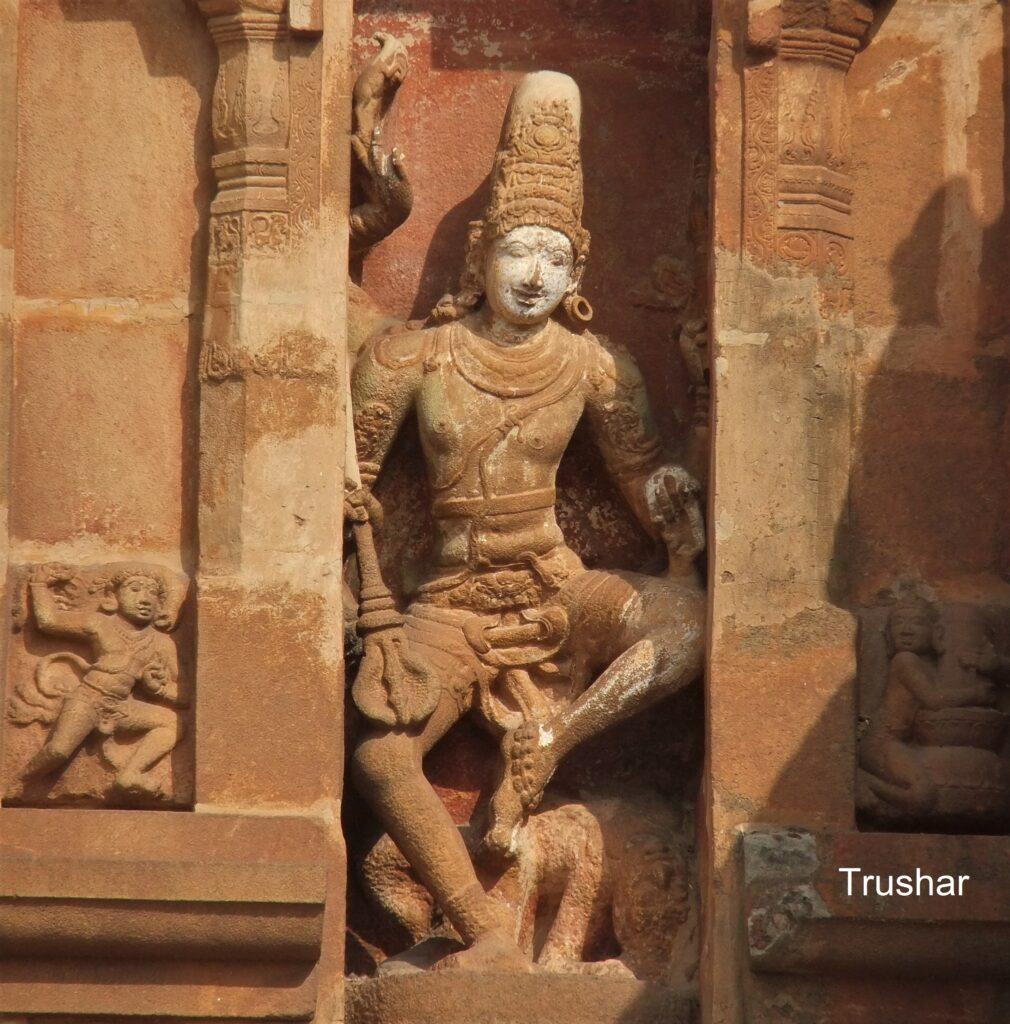 Thanjavur big temple tanjore
